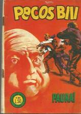 PECOS BILL -  GLI ALBI ANNO IV -  NUMERO 22 ED. FASANI 1964