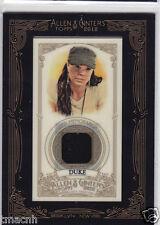 2012 ALLEN GINTER ANNIE DUKE RELIC PATCH POKER WSOP WPT WORLD SERIES POKER TOUR