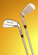 COMBO FERRI DA STIRO 3-SW Set Completo 9 Iron Custom Fit, albero di Grafite Rigida