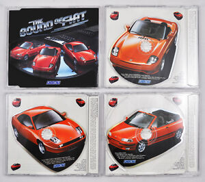 THE SOUND OF FIAT / Audio CD / 1997 / Barchetta – Coupe (Coupé) – Punto Cabrio