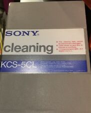 Sony Kcs-5 Cl  Cleaning K7 For Umatic Type
