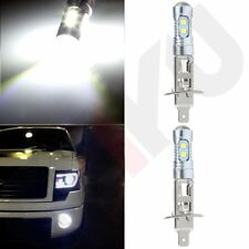 2PCS COB 6000K H1 40W CREE High Power LED Headlight High Low Beam Light SMD Bulb