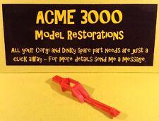 Corgi 267 Batmobile Reproduction Repro - Red Plastic Pulse Flame