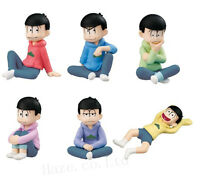 Set of 7pcs Anime Mr.Osomatsu San Karamatsu 4.5cm PVC Figure Toy
