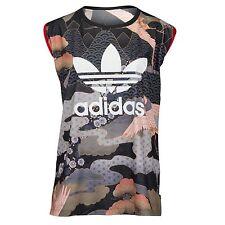 adidas Originals Rita Ora Kimono Tank Top UK 8 It 40 D 34 F 36 Aj7266