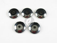 CHROME DOOR / HANDLE KEY LOCK TRIM COVER 5 SET S.STEEL FOR FORD TRANSIT 2000-14