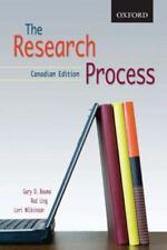 The Research Process by Lori Wilkinson; Rod Ling; Gary Bouma