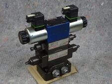 Rexroth Hydraulikventil 4WE6E62/EG24N9K4 Atos HQ-022 HM-015/210 throttle relief