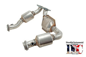 Exhaust Pipe And Converter   DEC Catalytic Converters   FOR920437
