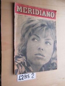 MERIDIANO D'ITALIA 1960 Zoraide Miatov (42BIS2)