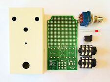 DIY ***Deluxe*** Universal Effect pedal Kit >>>PCB-With Parts And Enclosure<<<