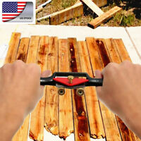 US Home Spoke Shave Tool Woodwork Bird Plane Trim Trimming Wood Work Hand Tools