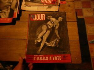 Magazin Wochenkalender Mitternacht- Und Jour Nr. 62 1946 Udssr A Vote