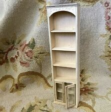 Bespaq Bluette Meloney Dollhouse Furniture Shelf Bookcase Cabinet 9001