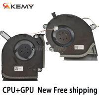 NEW Original CPU + GPU fan for ASUS ROG Strix G731G G731GW 4-wires 4-pin
