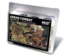 Mig Productions Urban Combat Pigment Set (P026 + P239 + P230 + P232 + P234) P233