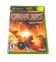 Crimson Skies: High Road to Revenge - Microsoft Xbox Original Brand NEW SEALED