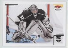 2012-13 Fleer Retro Jonathan Quick #58