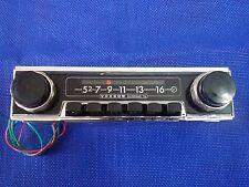 VOXSON SEBRING 70 Autoradio AM Auto Epoca FIAT LANCIA ALFA Testata Funzionante !