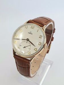 Fine 1946 Vintage Omega Ref.2317 Cal.30T2 Gents Watch