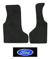 1992-1998 Ford E-350 Econoline Floor Mats - 2pc Front - Cutpile