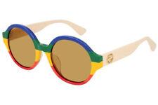 Gucci Sunglasses GG0280SA 005 Rainbow Oval Women's Sunglasses  - 51MM