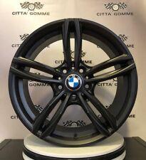 """SET 4 Cerchi in Lega BMW SERIE 1 2 3 4 5 6 7 X1 X3 X4 Z3 Z4 da 17"""" Nuovi ITALY"""