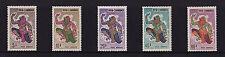 More details for cambodia - 1964 hanuman airmails - u/m - sg 165-69
