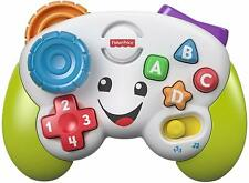 Fisher Price Baby Game Controller Laugh Learn Gamer Xbox Wii Ps4 Music Toy 6M