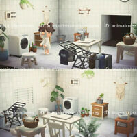 Luxury Pastroal Bathroom Furniture Set 20+ pcs - New Horizons [Original Design]