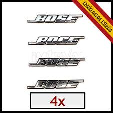 4x Emblema logo para altavoz BOSE #1