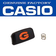 CASIO G-SHOCK DW-6900CB Watch Bezel Push Light Button Black/Orange w/Spring