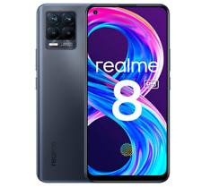 REALME 8 PRO INFINITE BLACK 128GB ROM 8GB RAM 4G DUAL SIM ANDROID DISPLAY 6.4""