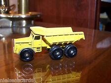 Matchbox 10 Wheel Euclid Quarry Truck 1964 #6-3RW