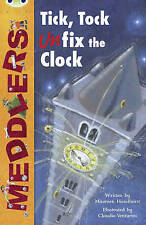 Very Good, BC Lime A/3C Meddlers: Tick, Tock, Unfix the Clock (BUG CLUB), Haselh
