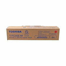 ORIGINALE TONER TOSHIBA T-FC20EM MAGENTA PER Toshiba E-Studio 2020C