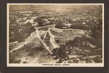 London Suburbs. Hampstead Heath from the Air.  AIRCO RP.