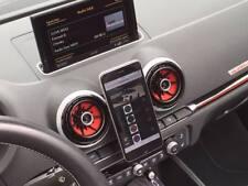 Magnetic Cell Phone Holder for Audi A3 8V Mobil GPS 360 Dash Mount Alu Carbon