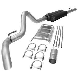 1988-1992 Chevrolet C1500 Cat-back Exhaust System Flowmaster Force II 17126