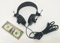 Kenwood Stereo Headphones - On Ear - On the Ear - Model KH-33 KH33 HI-Fi   NICE!