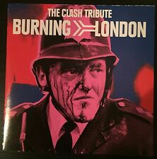 Burning London: The Clash Tribute - Various Artists ...