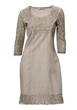 Kleid, Spitzenkleid, Linea TESINI, Gr.44, 100% Baumwolle, neu