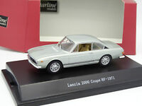 Starline 1/43 - Lancia 2000 Coupe HF Grise 1971