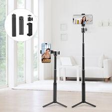 For Live Vlogging Portable Mobile Phone Stand Adjustable Tripod Mount Holder