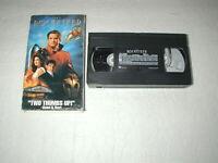THE ROCKETEER TIMOTHY DALTON DISNEY HOME VIDEO VHS RARE OOP HTF