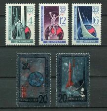 28778) RUSSIA 1965 MNH** Nuovi** National Cosmonauts' Day