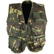 Kids Kombat Tactical Camouflage Vest British DPM Size 5-6