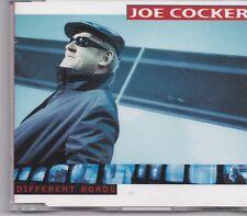 Joe Cocker-Different Roads promo cd single