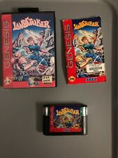Landstalker (Sega Genesis, 1993) Comes with Box / MANUAL /  Authentic / Tested