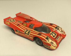 PORSCHE 917 super champion orange #23 1:43
